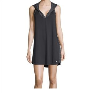 Nike Knit Swimsuit Cover Up Dress